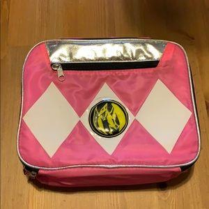 Pink Power Ranger Lunchbox